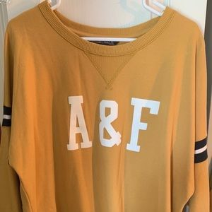Abercrombie and Fitch size XL sweatshirt